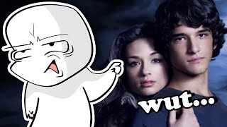 Teen Wolf is pretty dumb...