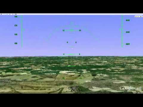 Google Earth (Wilgrove Air Park to Woodward Field) Part 1.wmv