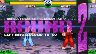 Street Fighter Alpha 3 - Street Fighter Alpha 3 Playthrough - User video