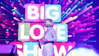 Big Love Show 2018 - Полина Гагарина — Драмы больше нет - Ледовый Дворец