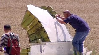 MH17: Downing of passenger jet
