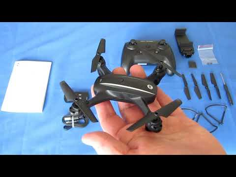Holy Stone HS340 Micro Drone Flight Test Review