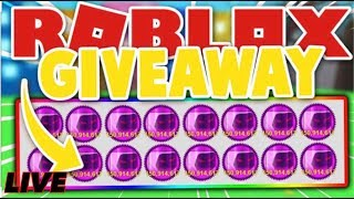 ROBLOX | PLAYING PET SIM AND MORE | GIVEAWAY | LIVE
