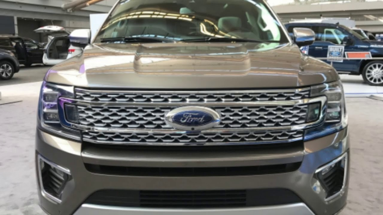 2018 Expedition Release Date >> 2018 Ford Expedition Release Date Price And Specs Roadshow