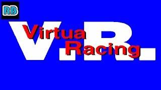 1992 [60fps] Virtua Racing DEMO