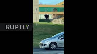 Czech Republic: At least 6 killed after shooting at hospital in Ostrava