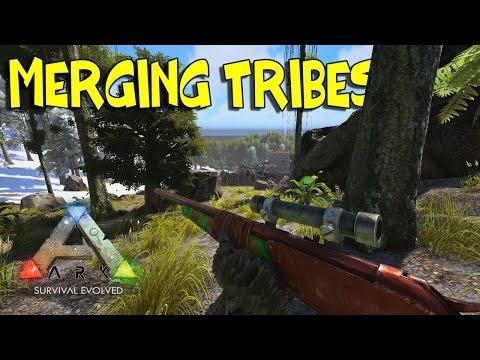 """MERGING TRIBES!!"" - TRIBE STRUGGLE #11 | ARK: Survival Evolved (HOD's SERVER)"