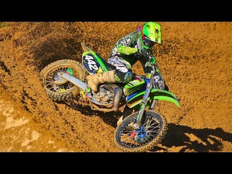 RAW: Scotty Clark on the 125 - Tale Of The 2 Stroke 2.0 Shoot presented by Boyesen (MXPTV)