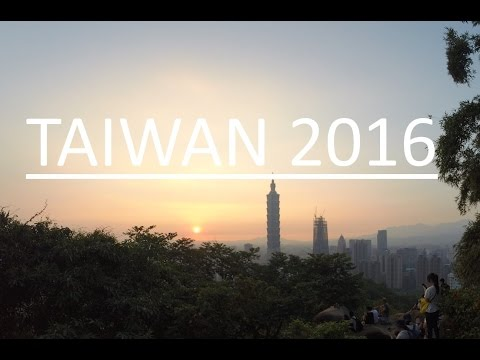 Taiwan Travel 2016: Taipei and Taichung