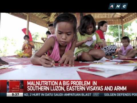 Survey: Filipino children's malnutrition worsened