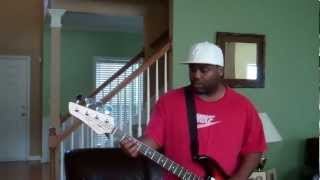 Atomic Dog - George Clinton - Kang bass cover