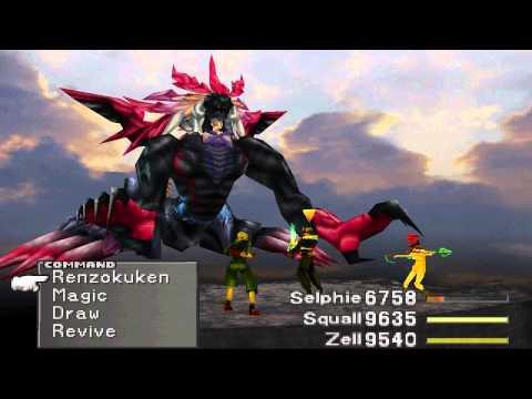 Final Fantasy 8 [HD] FINAL BOSS: Ultimecia