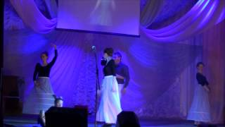 Ювілей Грації (15 років) - Алиса в стране танца (1), Білокуракине, 21.02.2015