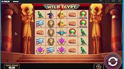 225 - BIG WIN! Wild Egypt Slot Game Online Casinos - #casino #slot #onlineslot #казино
