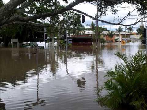Maryborough Queensland Floods 2013