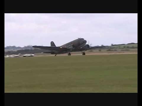 Duxford's Flying Legends - Big Birds & Little Friends