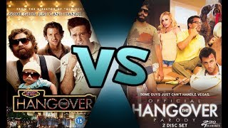 Hangover, but with dialogues from the Official Porn Parody