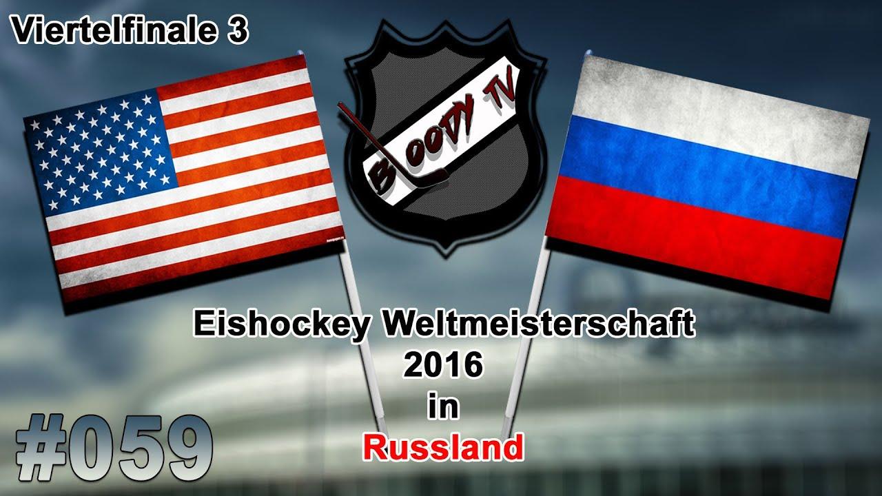 Russland Viertelfinale