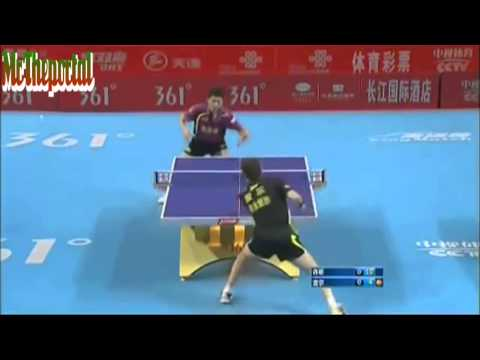 "Table Tennis - ""Best Of China Super League"" - Part 3"