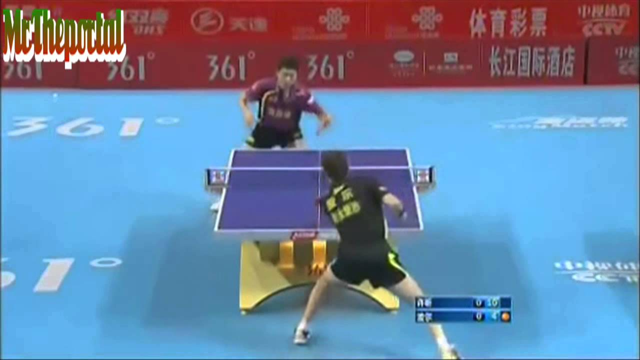 Table Tennis Best Of China Super League Part 3