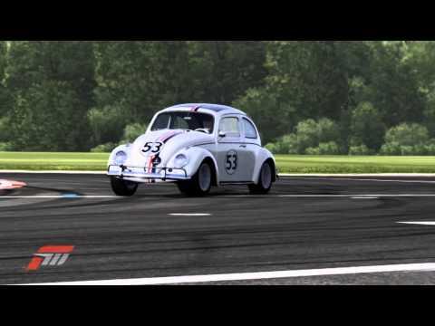Herbie Goes Top Gear