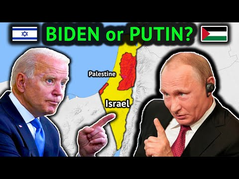 US and Russia Seek Solution for Israel-Palestine