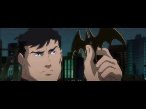 Superman VS Batman | Justice League War HD