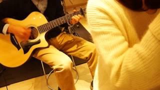 涙そうそう 夏川りみ (ボーカル/ギター カバー) - Nada sou sou / Rimi Natsukawa (cover)