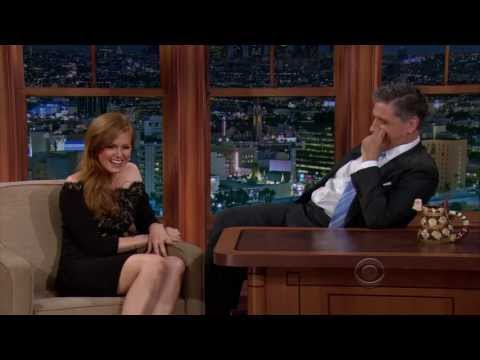 TLLS Craig Ferguson - 2013.05.06 - Isla Fisher, Jim Rash