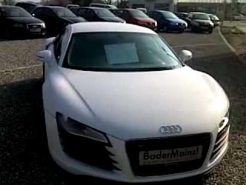 Audi R8 Neu