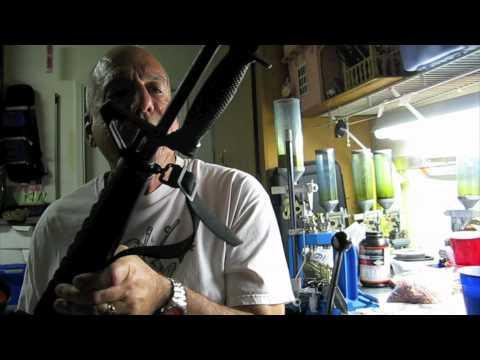 Colt m7 Bayonet on AR15 SP1