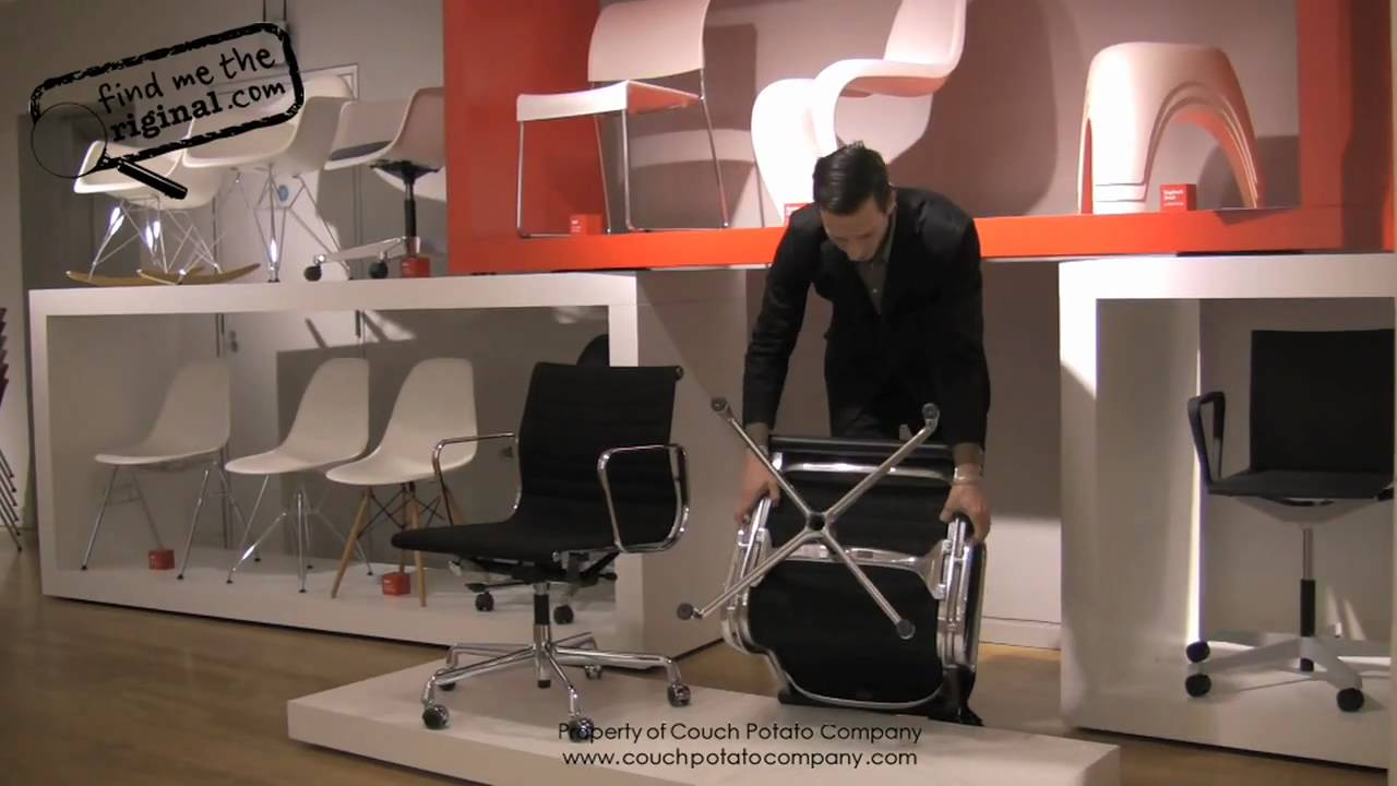 Eames Chair Original Erkennen eames aluminium 117 and 108 by find me the original