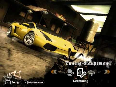 Test: Höchstgeschwindigkeit in Need For Speed Most Wanted Teil1/2
