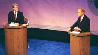 Dickerson's debate history: Carter vs. Ford in 1976