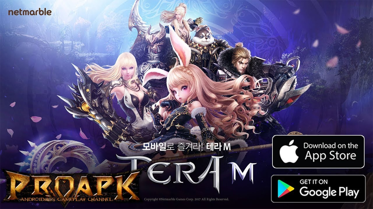 Tera M Gameplay Android  Ios Open World Mmorpg Kr - Youtube-8032
