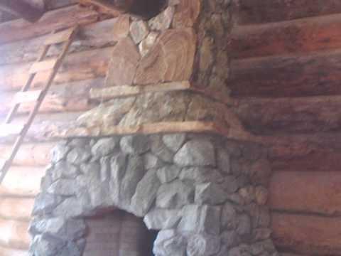 Камин грот калининград