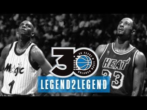 Legend2Legend: 1997 NBA Playoffs