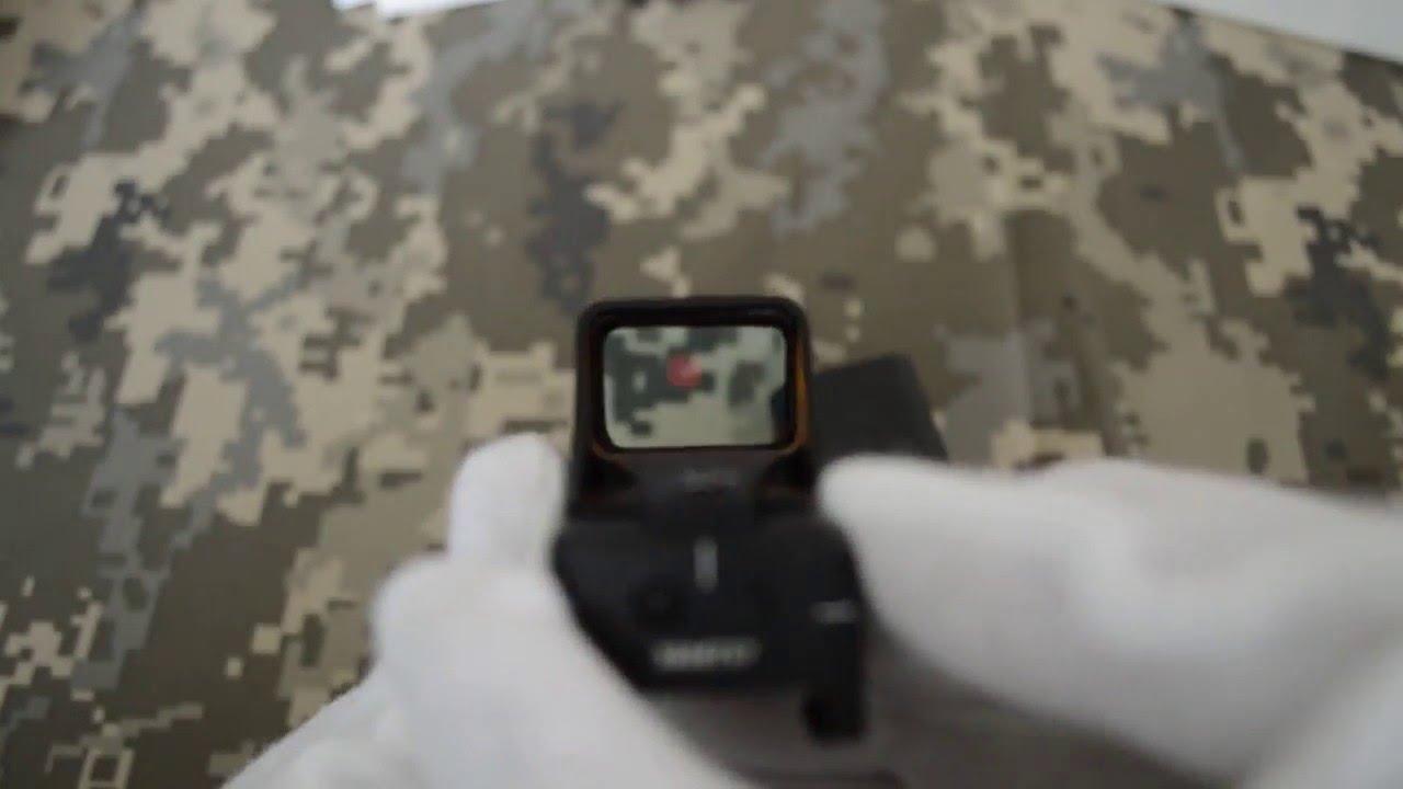 Обзор прицела Veber 4-16x44 SF Wolf - YouTube