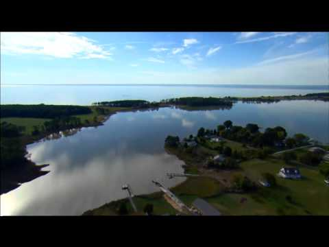 Chesapeake Bay By Air - Promo