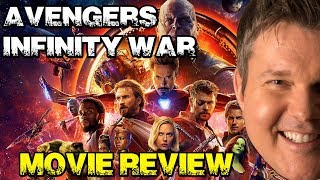 AVENGERS INFINITY WAR Movie Review - Film Fury