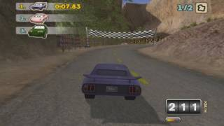 Hi-Octane Mod (version 1.9.2.0) Cars: Mater National - Canyon Run (Road Race)