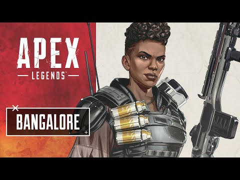 Meet Bangalore – Apex Legends Character Trailer