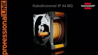 Enrouleur de câble IP44 Brennenstuhl professional line