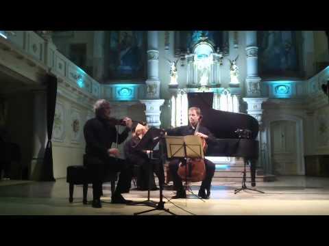 Trio Frontenac-Ravel Piano Trio, 1st Mov't