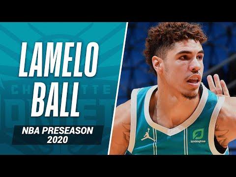 BEST Of LaMelo Ball 2020 #NBAPreseason