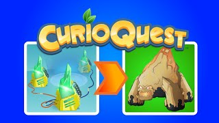 Curio Quest - Core Opening And Volcanis ALL Evolutions!!!