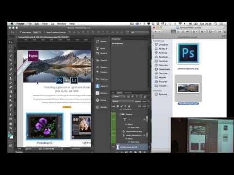 Génération d'éléments graphiques pour les développeurs web par Michael Chaize