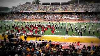 Appalachian State University Marching Band- Led Zeppelin Show