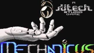 Sidbusters - Mechanicus (C64/6581)
