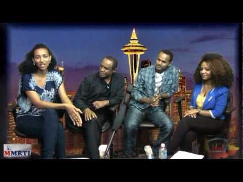 Tsehay Yohannes and Mesfin Bekele's interview  in Seattle